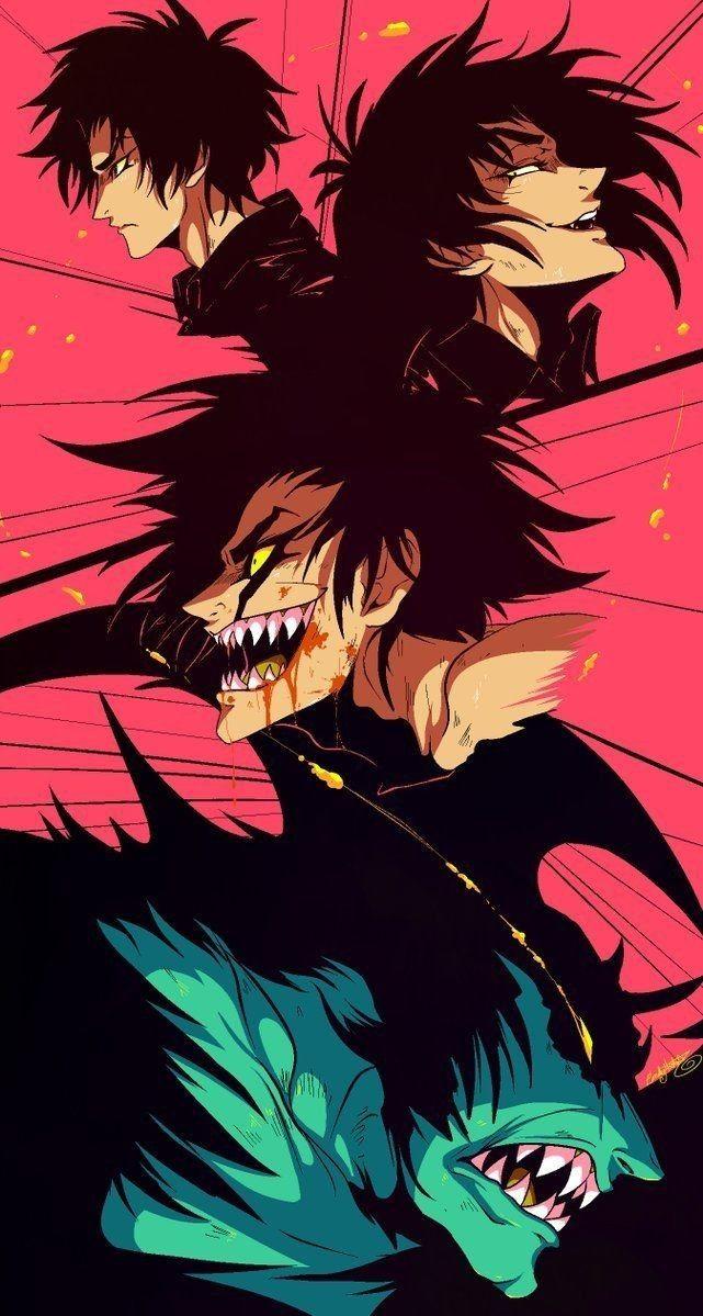 Akira Fudo Devilman Devilman Crybaby Anime Wallpaper Cry Baby