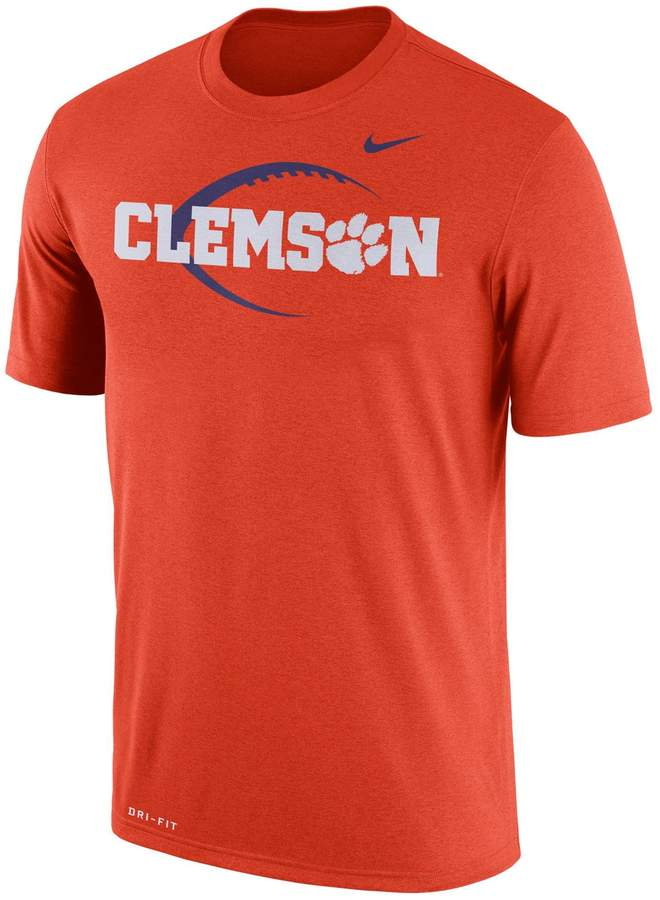 Men s Nike Clemson Tigers Legend Icon Dri-FIT Tee in 2018  96dfcfa99