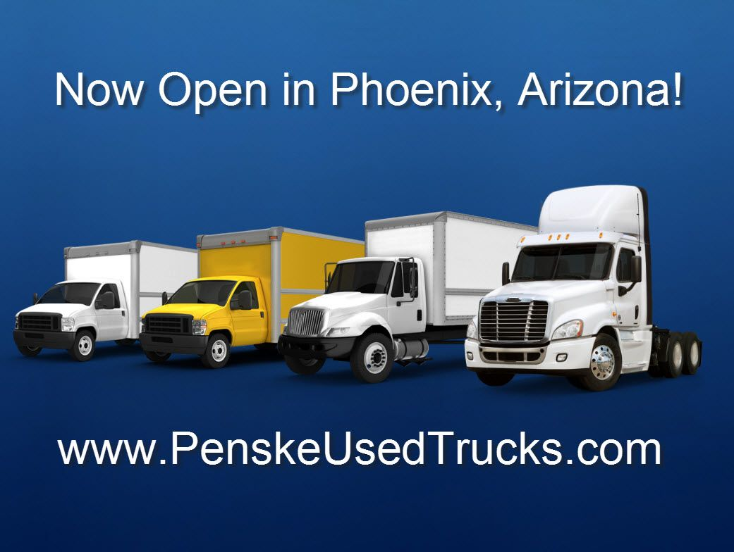 Penske Used Trucks Has Opened A Commercial Truck Dealership In