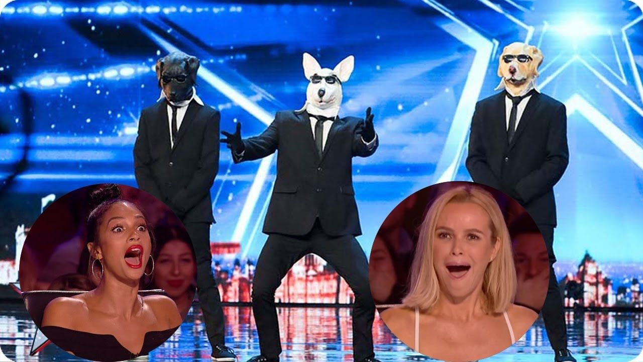 Americas got talent 2017 funny - The Best Funny Auditions Britan S Got Talent 2017 Week 1 Youtube