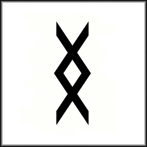 inguz viking symbol means quotwhere there is a will there
