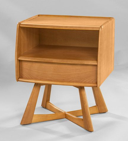 M 778 Sculptura Night Stand Made By The South Beach Furniture Company That Holds Rights To Hw Name And Line 695 00