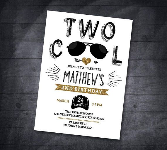 Two cool birthday second birthday invitation two cool birthday party two cool birthday second birthday invitation two cool birthday party invitation two cool invitation 2nd birthday filmwisefo Choice Image