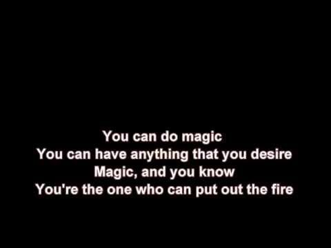 You Can Do Magic America Lyrics Hd Lyrics America Album Songs