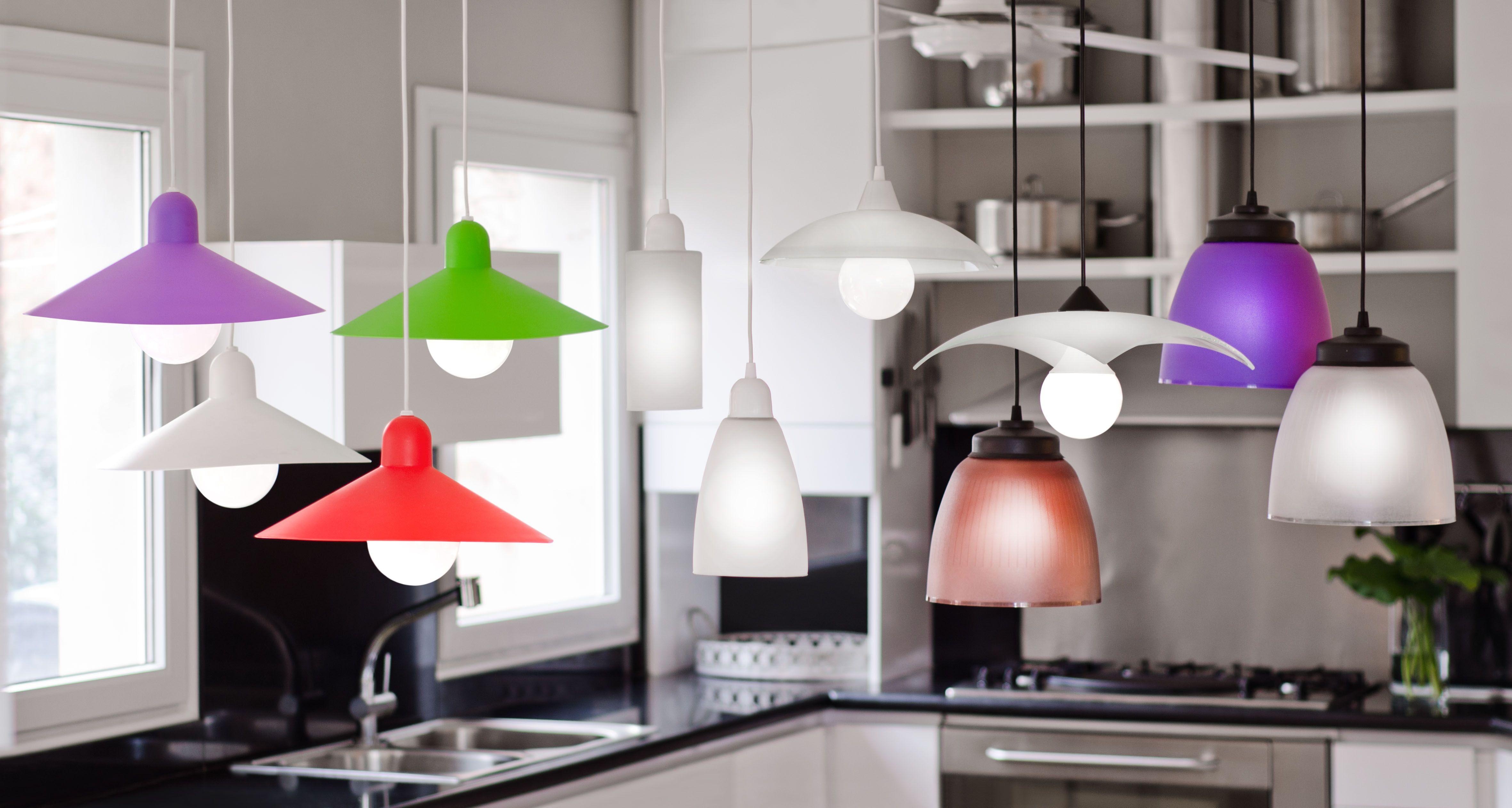 Todas las opciones para iluminar tu cocina eleg for Iluminacion cocina ikea