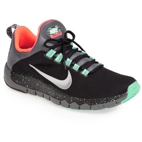 Nike Free Trainer 5 0 Nrg Training Shoe Men Black Black Green Glow 11 M 110 00 Nike Free Trainer Mens Training Shoes Training Shoes