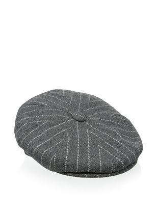 67% OFF Kangol Luxe Men s Tweed Ripley Cap (Vale Stripe)  f748197976d