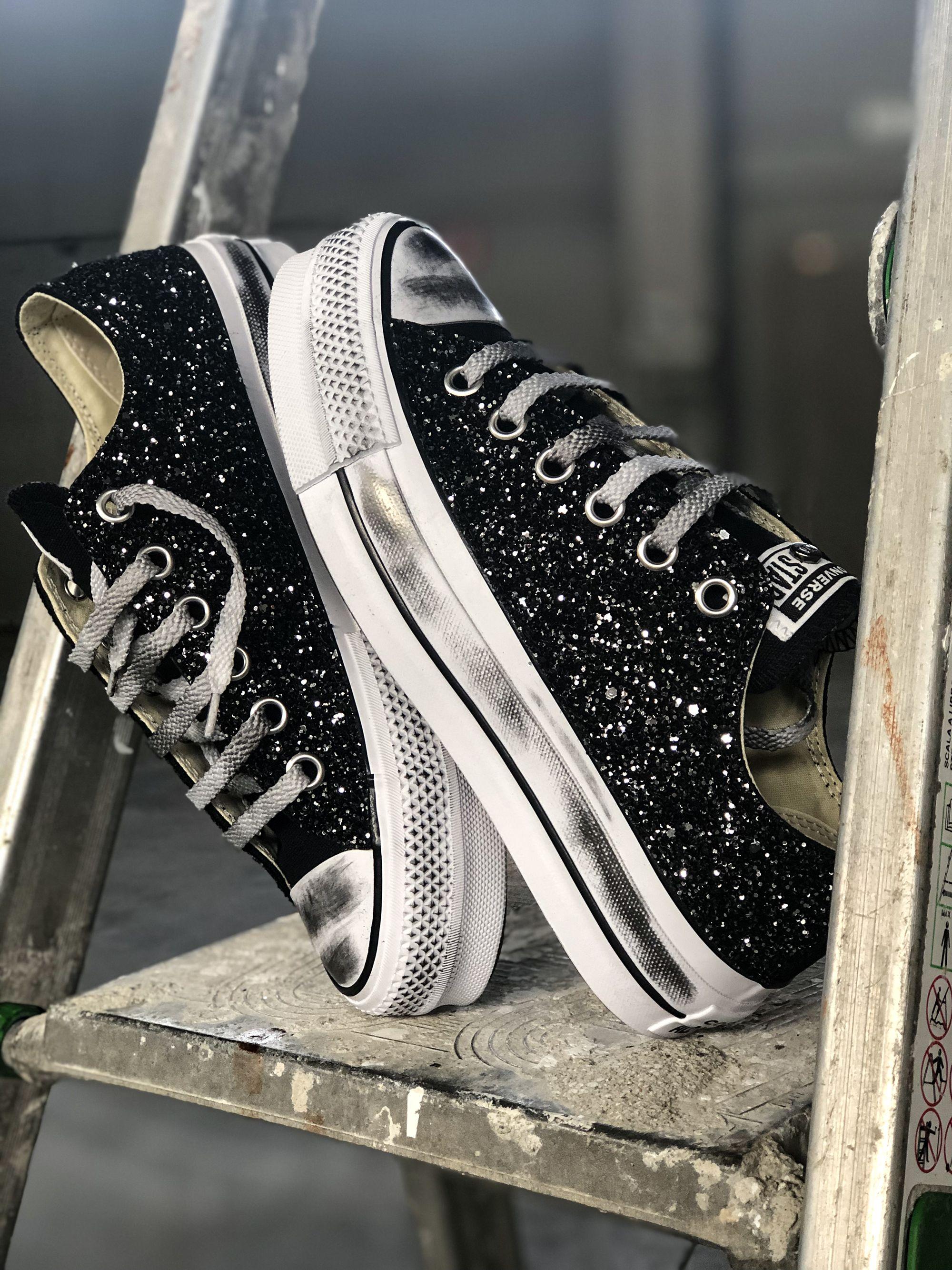 scarpe donna converse personalizzate