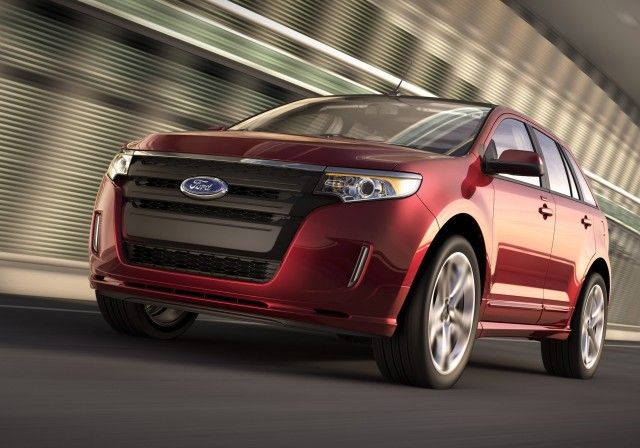 Ford Edge Review Ratings Specs Prices And Photos The Car