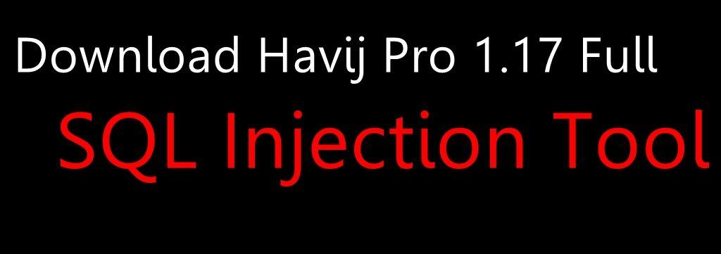 download havij pro
