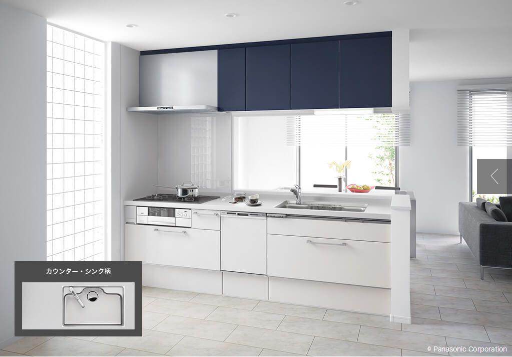 白が人気 システムキッチンの色選びで参考になる人気色とオススメ色