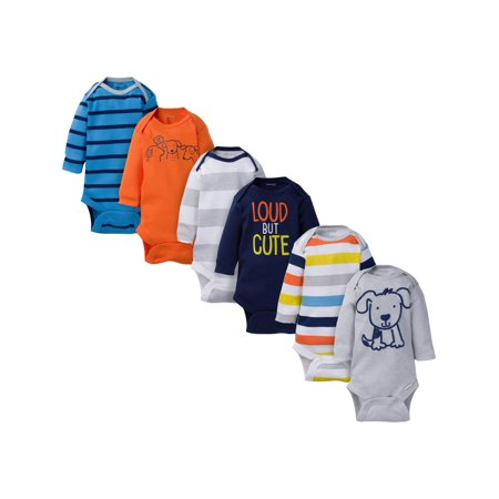 Onesies Brand Onesies Brand Newborn Boy Assorted Long