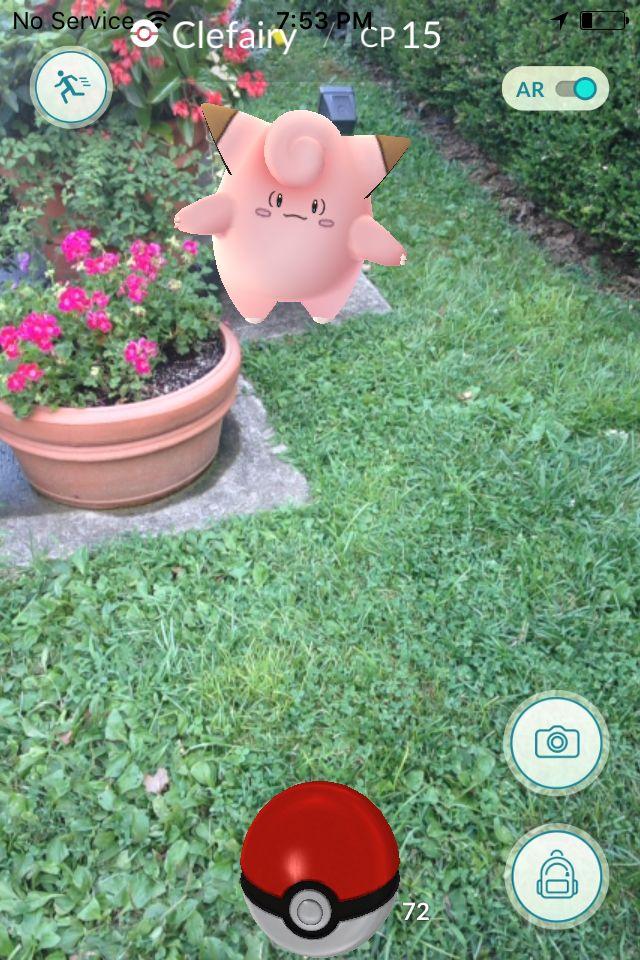 Library Garden Clefairy Pokemon Go Pink Flower Punk Girl Go Pink Pokemon Go Pokemon