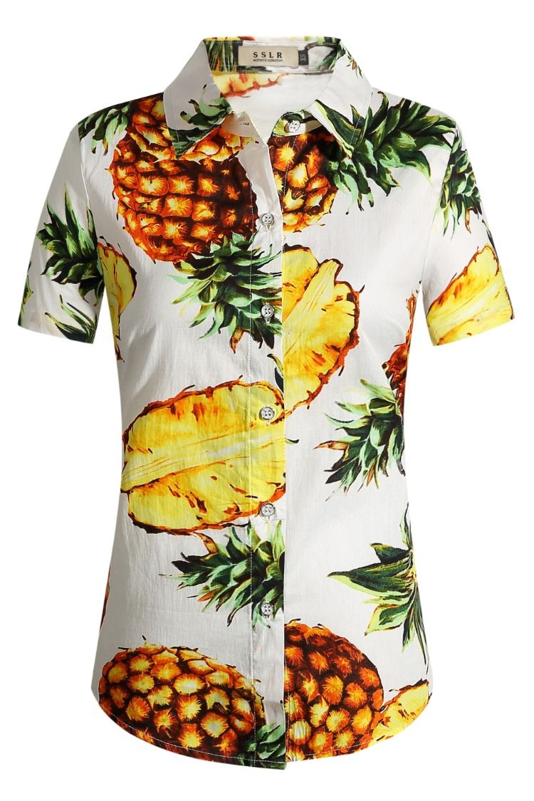 1d7db7686 SSLR Women's Clothing, Tops & Tees, Blouses & Button-Down Shirts, Women's