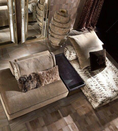 wholesale dealer d4479 706a5 Roberto cavalli home collection | Appartamento bronzo ...