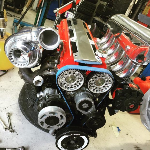 800 Hp 3 4 L Stroked 2jz Gte Inline Six Going In A 1953 Volvo Pv444