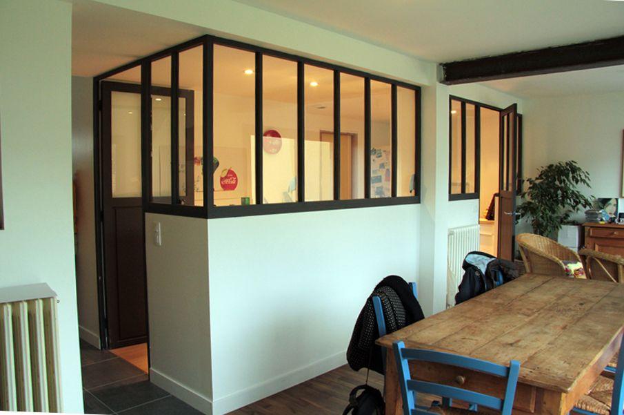 Http Www Mnm Architecte Fr Renovation Complete D Une Maison A Rennes 35 Optimisation De L Espace Avec Images Maison Architecte Design
