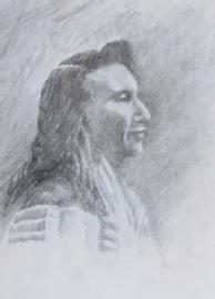 Sketch-Chief Joseph