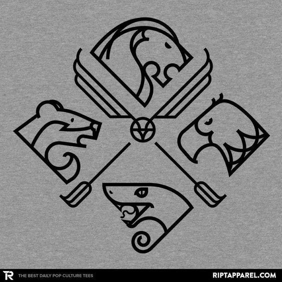 Hogwarts Houses Gryffindor Hufflepuff Ravenclaw Slytherin