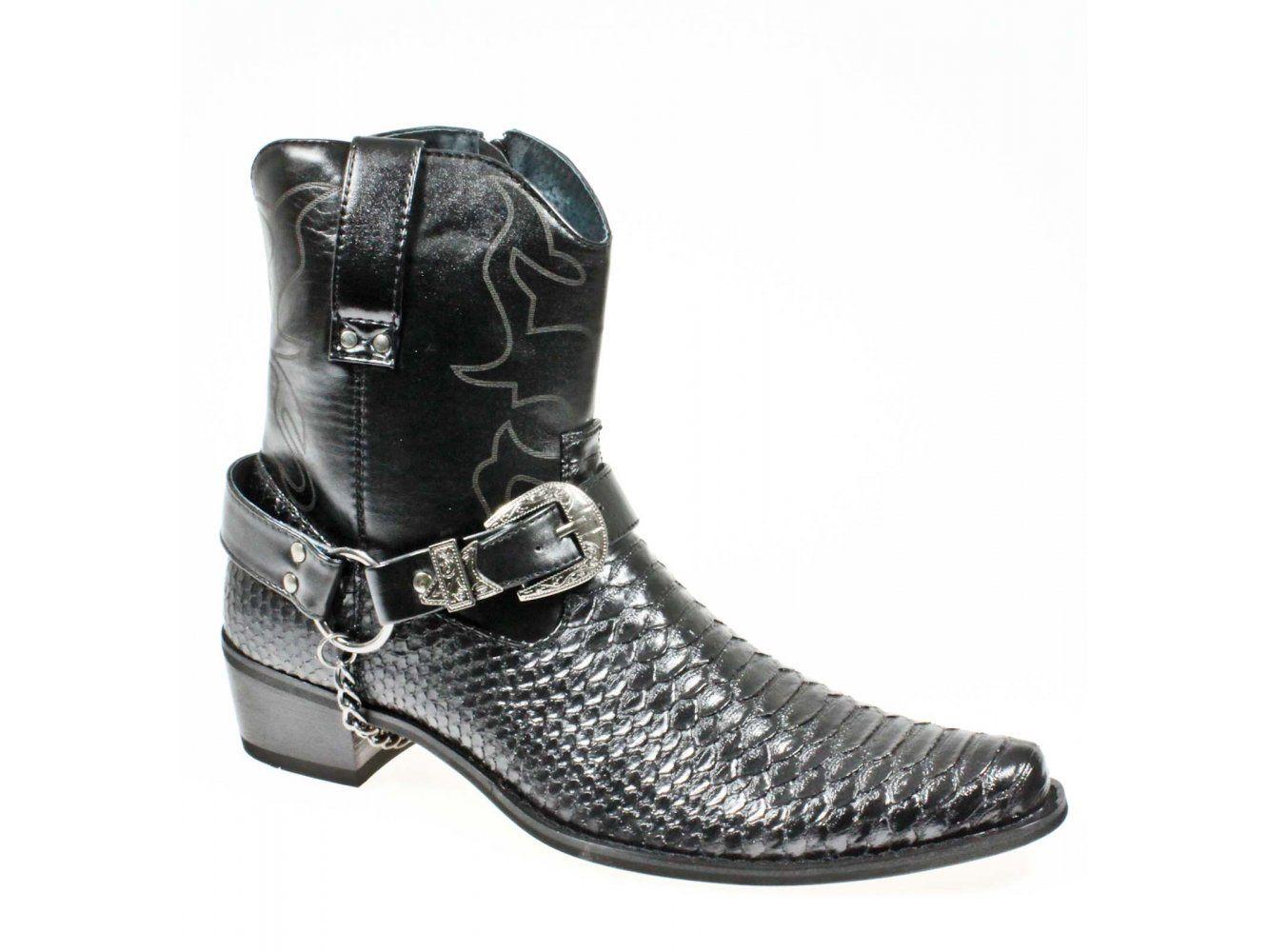 Zapatos negros Sendra Boots para hombre EvHEFrmcyy