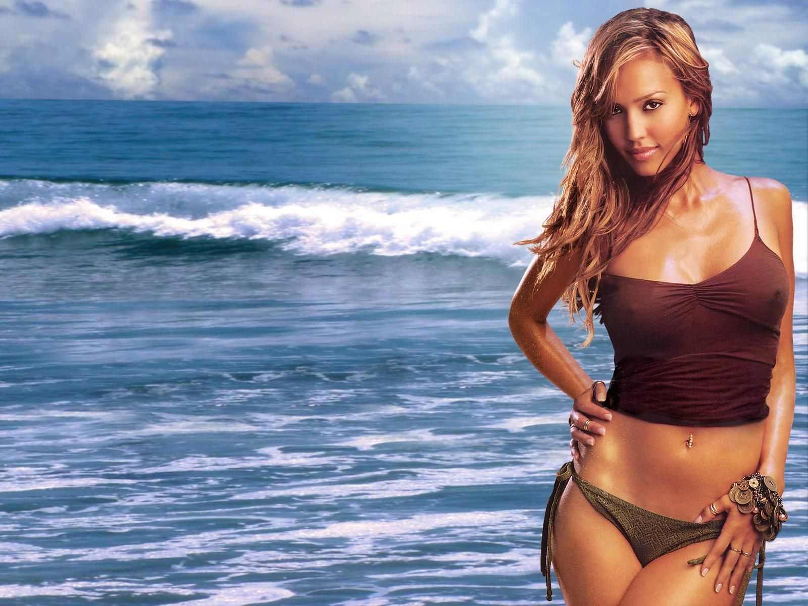 Undefined Jessica Alba Wallpaper 58 Wallpapers Adorable