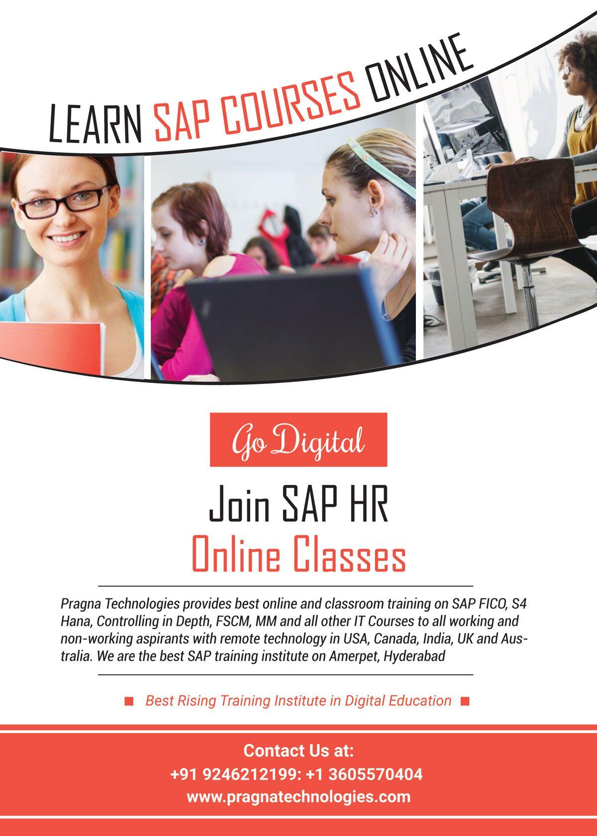 SAP HR Online Training Hyderabad, India Train, Classroom