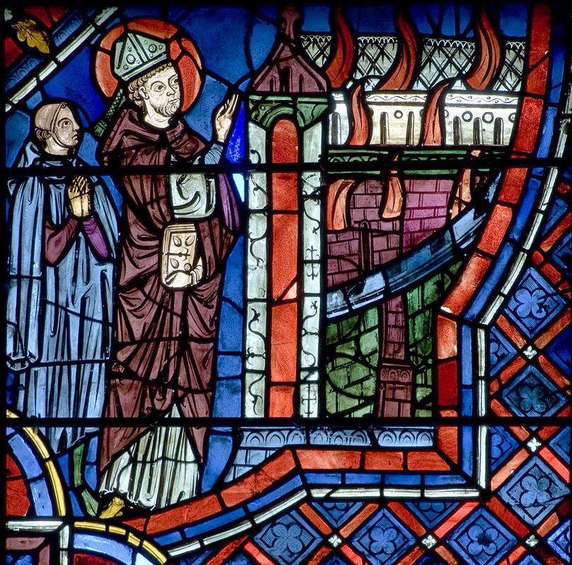 Saint Remi (cathédrale de Chartres)