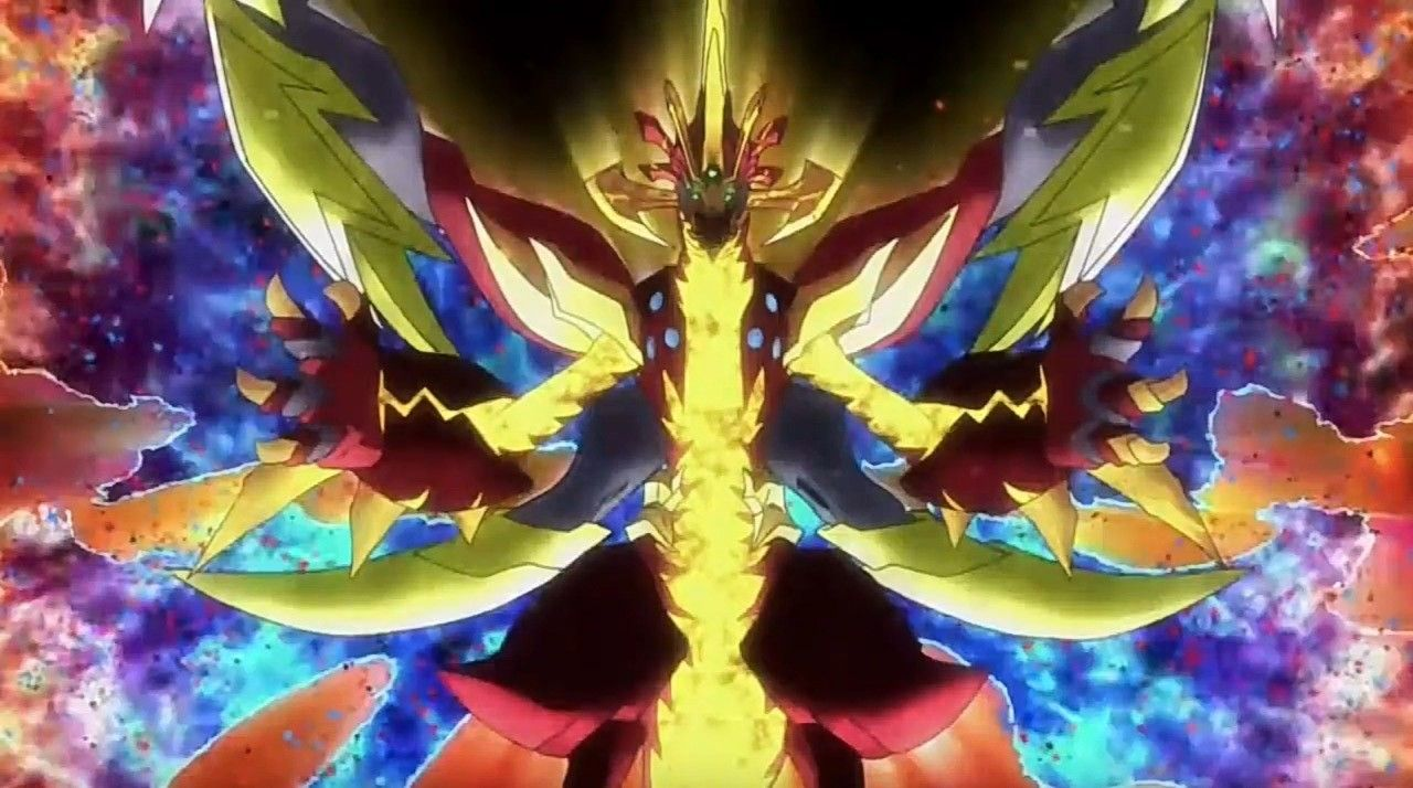 The Avatar Of Master Diabolos In 2020 Pokemon Cards Legendary
