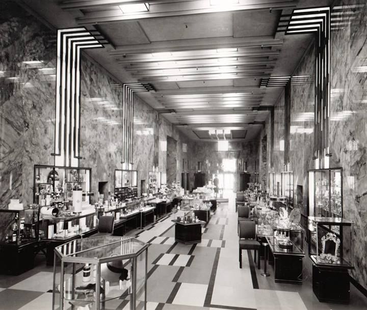 Bullocks wilshire art deco department store back in the day l a and the rest of southern california pinterest department store art deco and store