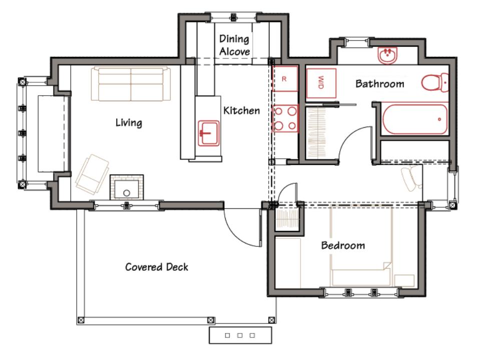 Tremendous 17 Best Images About Tiny House Plans On Pinterest Square Feet Largest Home Design Picture Inspirations Pitcheantrous