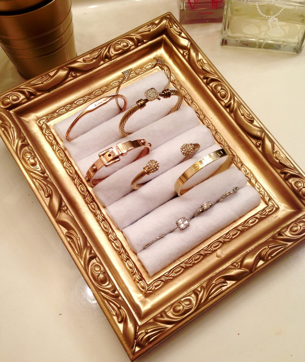 25+ Awesome DIY Jewelry Box Plans for Men\'s and Girls | Display, Box ...