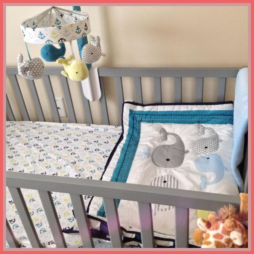 130 Reference Of Baby Crib Bedding Sets Target In 2020 Crib Bedding Boy Nautical Baby Room Baby Crib Bedding Sets