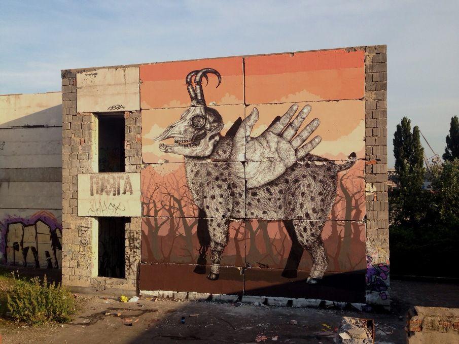 Bratislava, Slovakia - Alexis Diaz. #alexis_diaz http://www.widewalls.ch/artist/alexis-diaz/