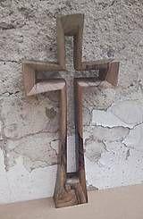 Dekorácie - kríž - 5703580_