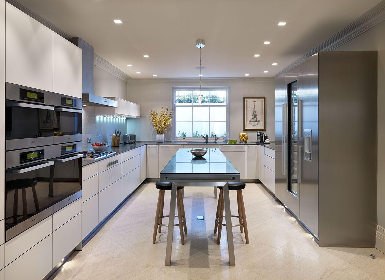 Bulthaup B2 bulthaup b3 sleek kitchen with a b2 workbench kitchens b3