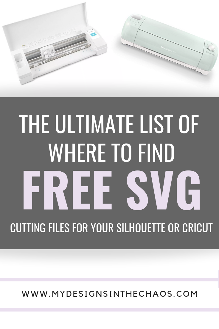 The Best Spots to Find a FREE SVG File Cricut tutorials