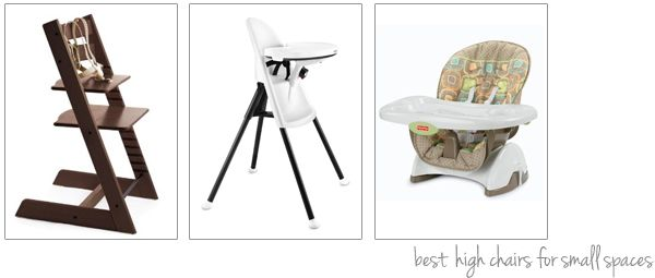 small high chair black parsons slipcovers best chairs for spaces wise products pinterest