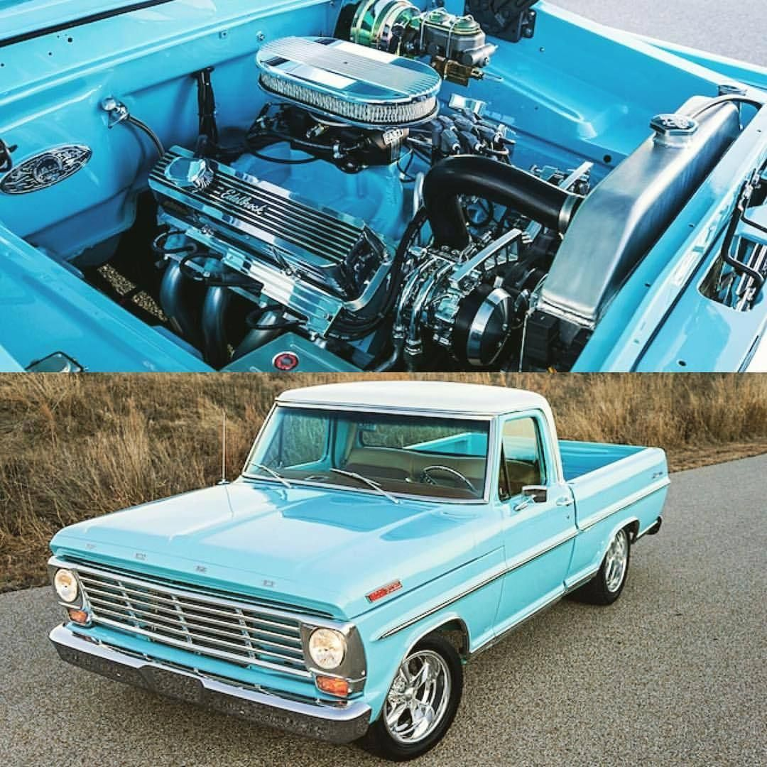 Lifted Muscle Car Yes Please: Muscle Cars Fan #Fordclassiccars
