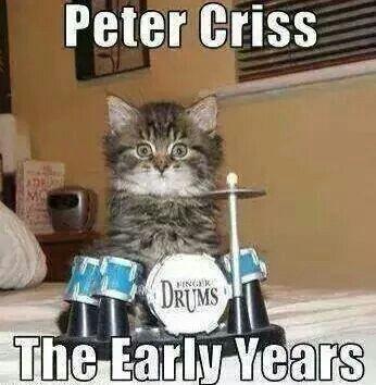 Peter Criss!