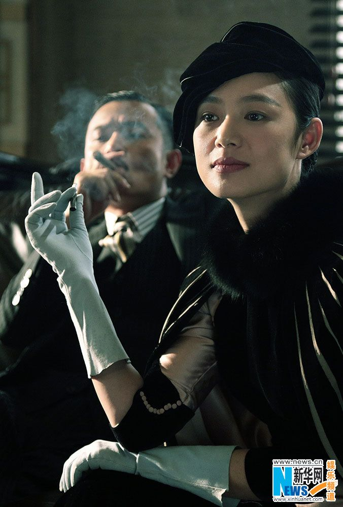 stills of jiang wen s new film gone with the bullets the film is set in shanghai during the 1920s and feat asian celebrities werewolf stories film director pinterest