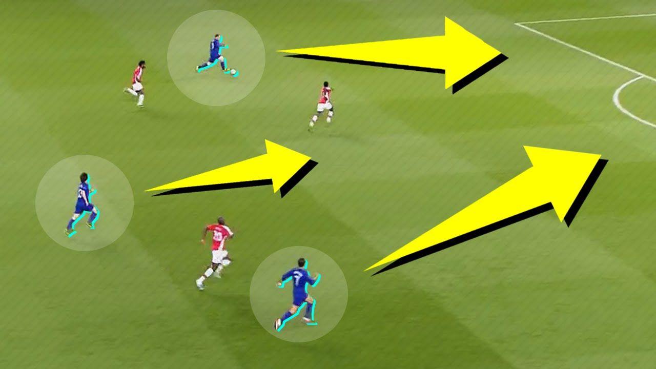 Top 10 Fastest Counter Attacks Bóng đá, Fifa, Thể thao