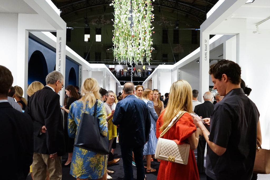 Here's the Exhibitor List for TEFAF New York's Spring 2019