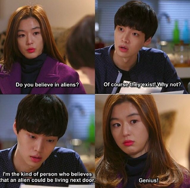 My Love From Another Star - Cheon Song Yi