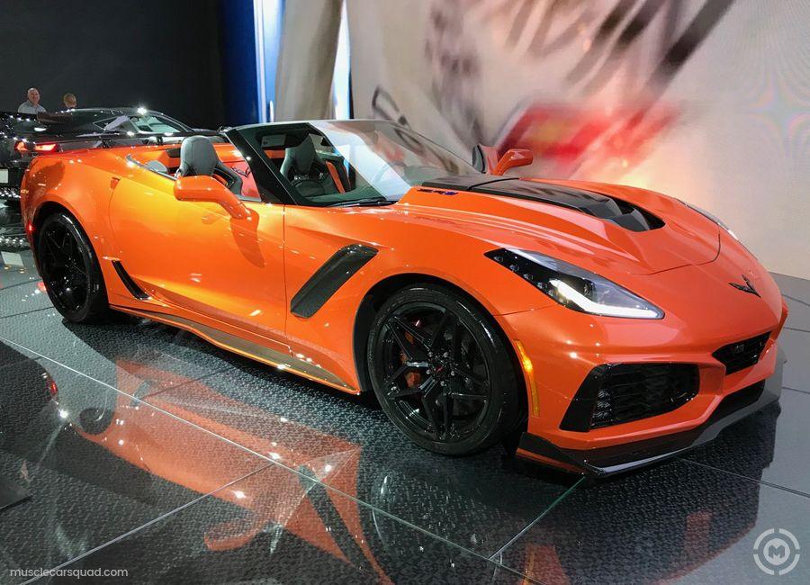 Orange Chevrolet Corvette Pictures Autos