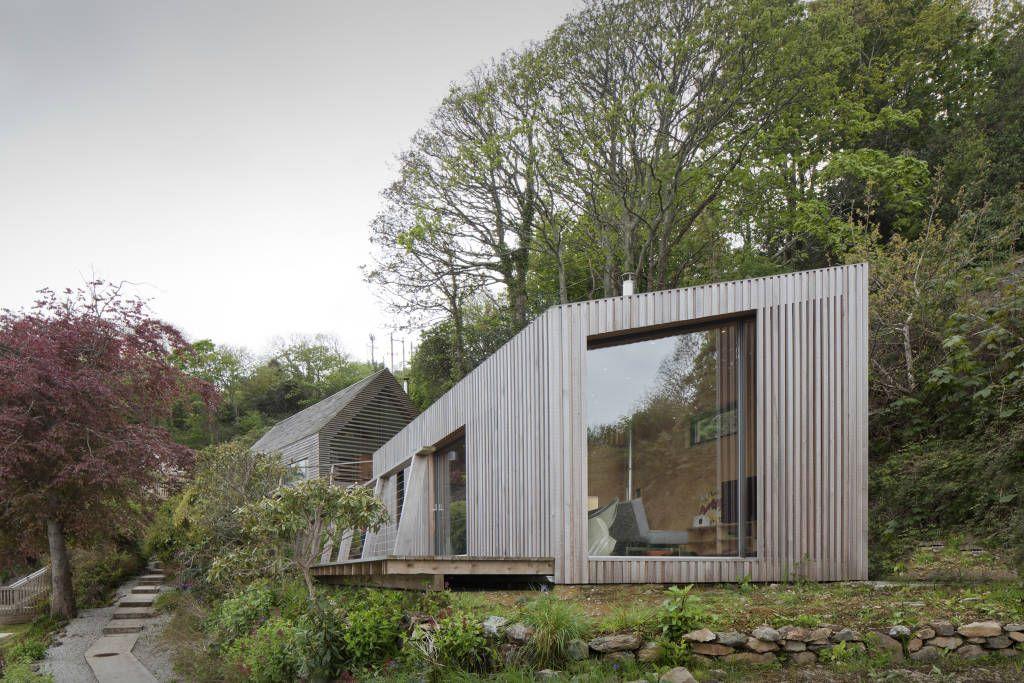 자연과 하나가 된 콤팩트 하우스 (출처 Jihyun Hwang)