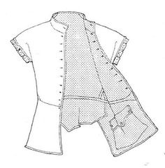 Sixteenth-Century Pockets by Rebecca Unsworth   Unmaking Things .....hmmm...inside pocket