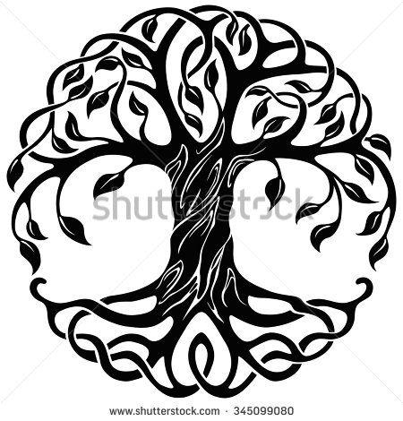 l 39 arbre de la vie tatouage celtique tatouages. Black Bedroom Furniture Sets. Home Design Ideas