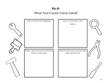 Coping Skills Toolbox Coping Skills Therapy Activities Dbt Worksheets