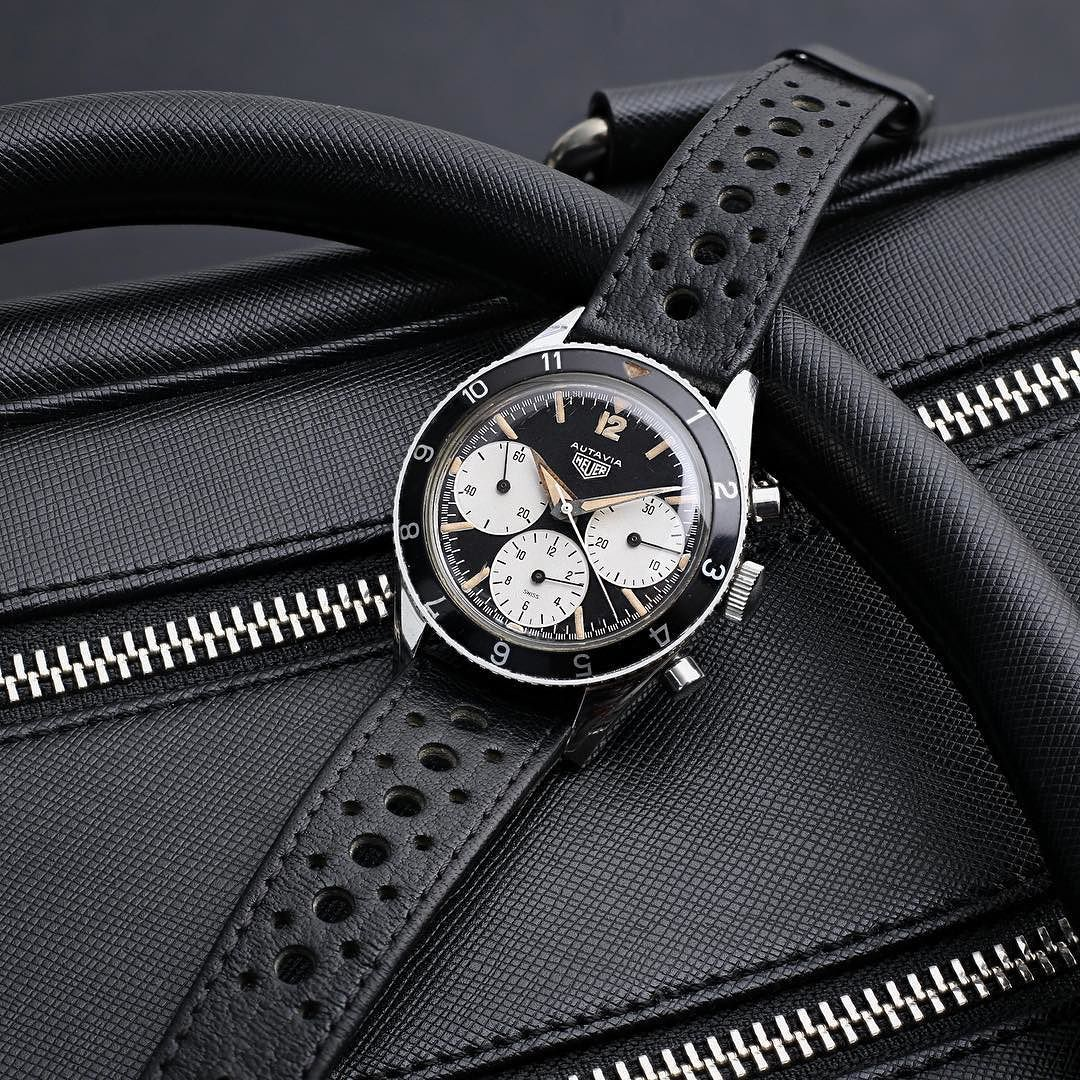 Chubster's choice Men's Watches - Watches for Men ! - Coup de cœur du Chubster Montre pour homme ! Heuer Autavia 2446.