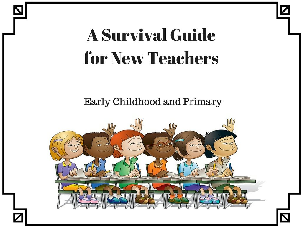 Very Busy Teachers Has Produced This Survival Guide For